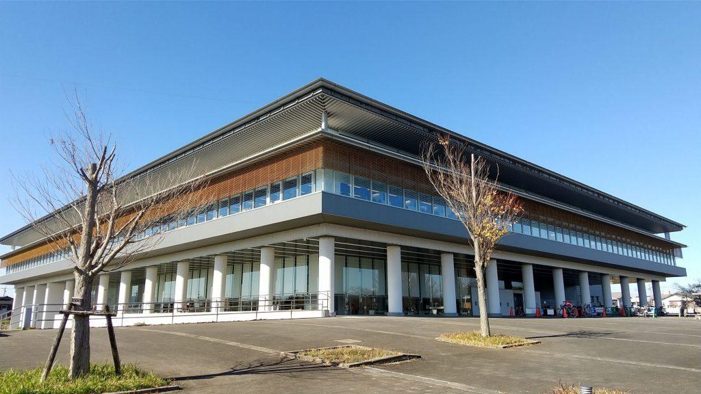 奈良県立図書情報館