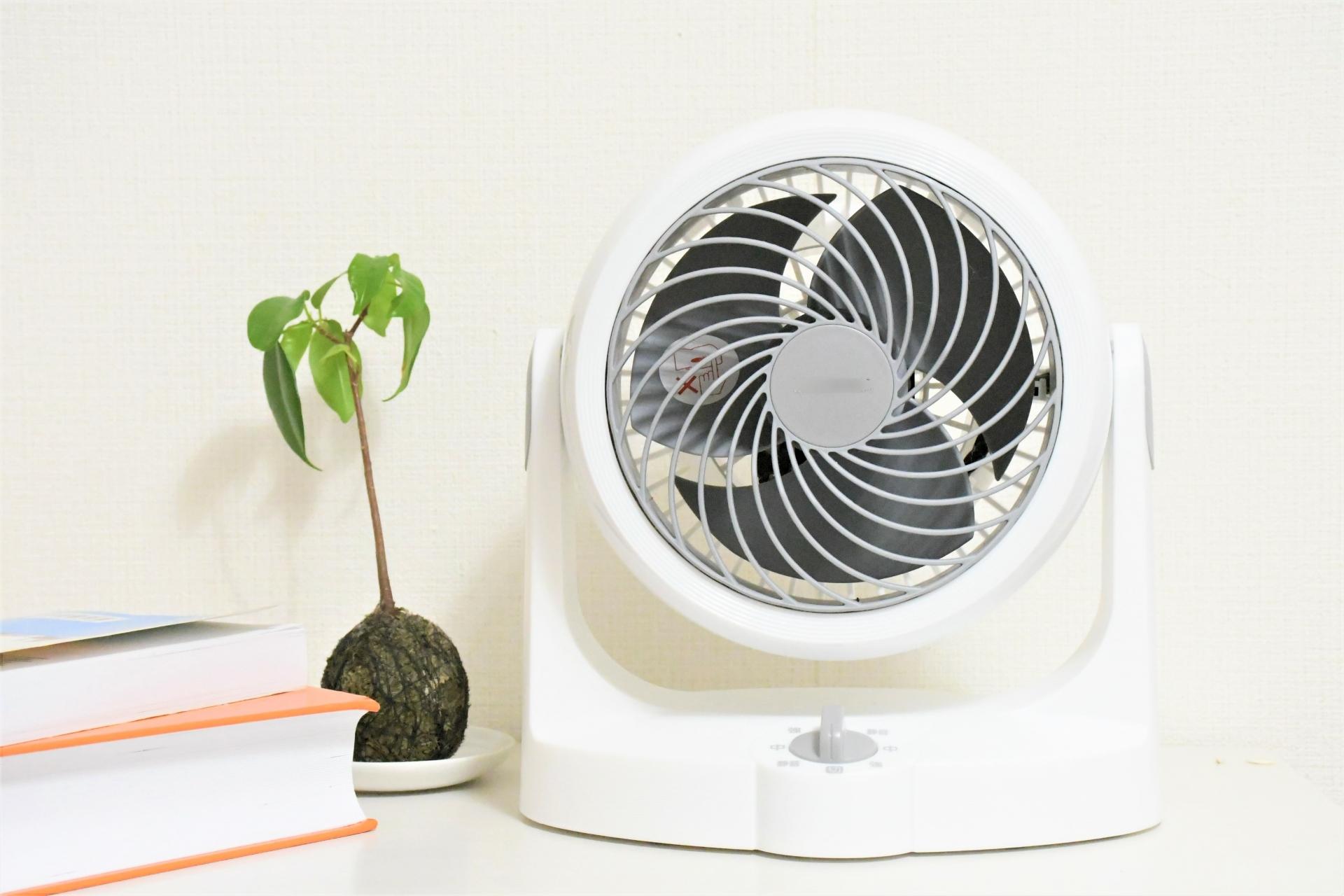 コンパクト冷風機